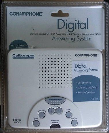 CONAIRPHONE Digital Answering System ()