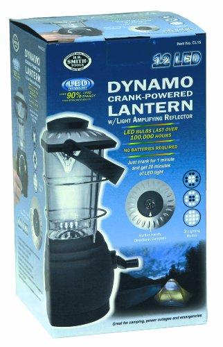 H.B. Smith Tools CL15 Led Crank Powered Lantern
