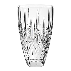 "Marquis By Waterford Sparkle VASE 9"" 40"