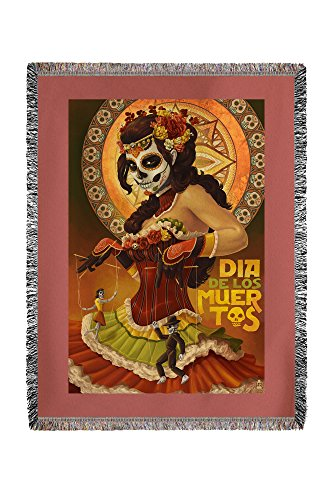 Lantern Press Dia De Los Muertos Marionettes - Day of the...