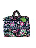 Vera Bradley Hanging Travel Organizer in Petal Paisley with Pink Interior