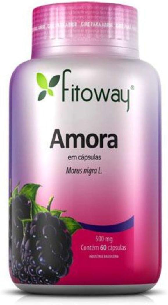 Amora Fitoway 500Mg (Menopausa) 60 Cápsulas