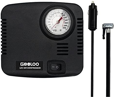 GOOLOO 12V Portable Air Compressor product image