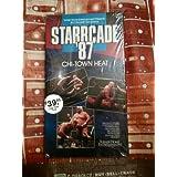 NWA WCW 1987 VHS STARRCADE '87 CHI-TOWN HEAT