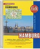 Falk Stadtatlas Großraum Hamburg,