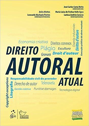Direito Autoral Atual