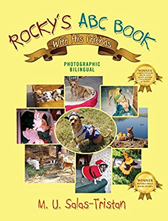 Rocky's ABC Book With His Friends