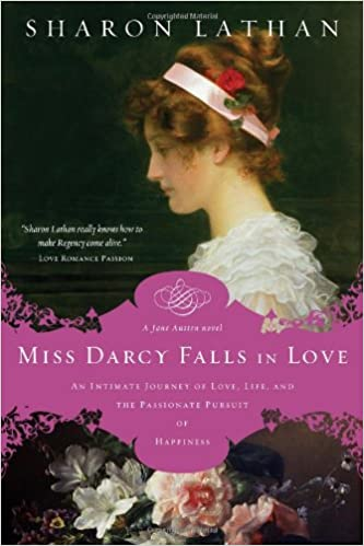 Miss darcy falls in love sharon lathan 9781402259043 amazon miss darcy falls in love sharon lathan 9781402259043 amazon books fandeluxe Gallery