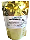 Bronze Powder 325-mesh 1lb -- Use for Cold Casting and Inlay Work