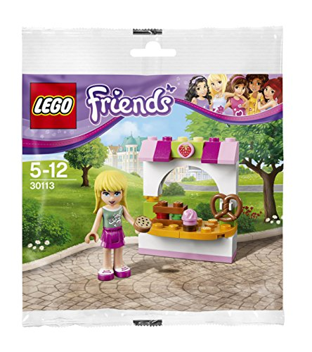 LEGO Friends: Stephanie's Bakery Stand Set 30113 (Bagged) (Stephanies Bakery Stand compare prices)
