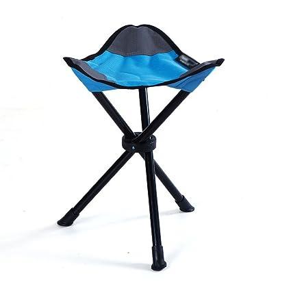 MYS-Bar stool C-K-P Taburete Plegable, Taburete De Tres Patas, Silla ...