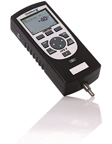 Chatillon DFE2-500 Digital Force Gauge 500 lbf Capacity