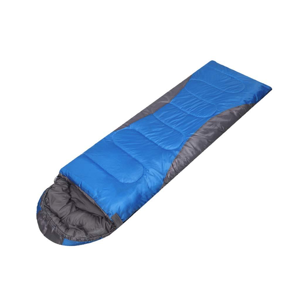 Schlafsäcke LCSHAN Polyester Erwachsene Erwachsene Erwachsene Outdoor Indoor Jahreszeiten Warm Camping Reise Verdickung (Kapazität   C, Farbe   rot) B07L2KSGXL Deckenschlafscke Preisrotuktion 55900c