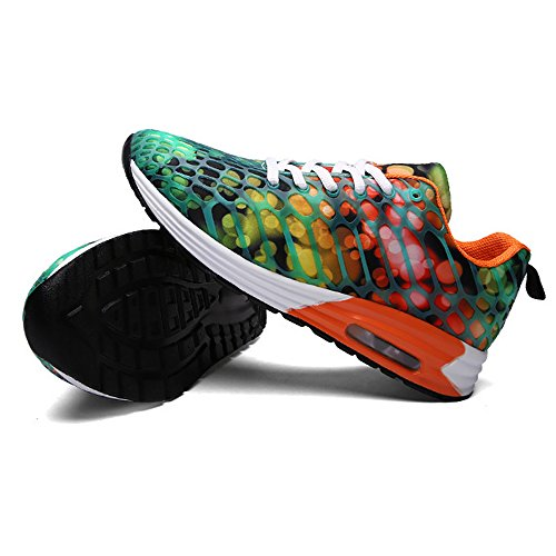 Wonvatu+Women+Men+Breathable+Fashion+Running+Shoes+Comfortable+Lightweight+Athletic+Walking+Sneakers