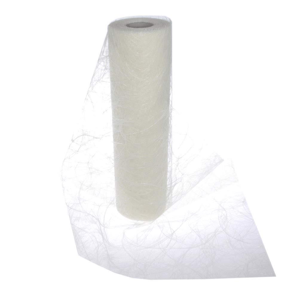 Deko AS GmbH SIZOWEB Table Runner Cream 20/cm Roll 25/Metres of Strings 64/R