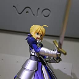 Amazon Co Jp カスタマーレビュー Figma Fate Stay Night セイバー 甲冑ver