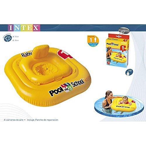 INTEX Babysicherheitsring Pool School Step 1,79x79 cm by Intex