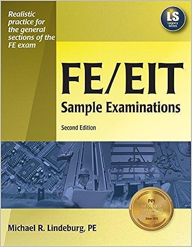 Feeit sample examinations 2nd ed michael r lindeburg pe feeit sample examinations 2nd ed 2nd edition by michael r lindeburg fandeluxe Image collections
