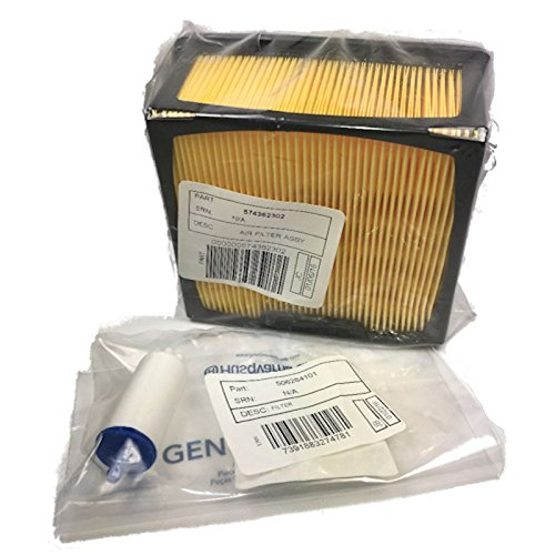 Husqvarna OEM Fuel and Air Filter Set K750 K760 506264101-574362302