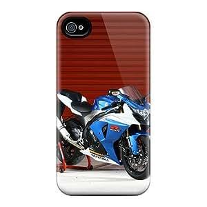 High-quality Durability Cases Iphone 4/4S (suzuki Gsxr)