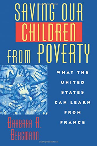 Saving Our Children From Poverty: What the United States Can Learn From France