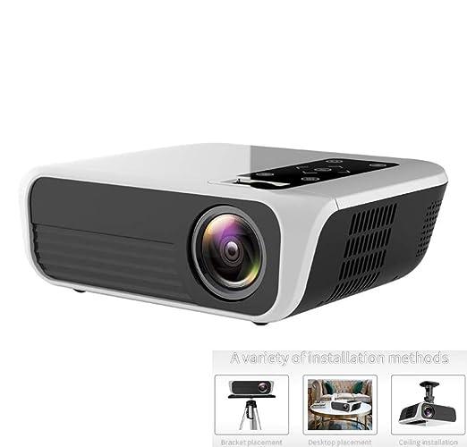 WXJHA Proyector de la Inteligencia T8 Led proyector Full HD ...