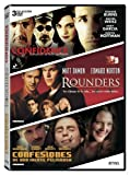 Pack: Confidence + Rounders + Confesiones De Una Mente Peligrosa (Import Movie) (European Format - Zone 2)