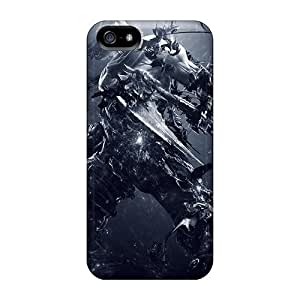 Top Quality Protection Darksiders 2 Video Game Case Cover For Iphone 5/5s by ruishername