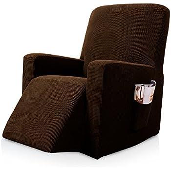 Amazon Com Stretch To Fit One Piece Lazy Boy Chair