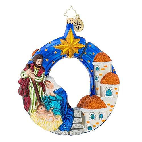 Christopher Radko The North Star Christmas Ornament (Northstar Ornament)