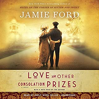 Book Cover: Love and Other Consolation Prizes: A Novel