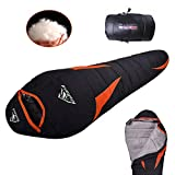 Mummy Sleeping Bag Down Content 1.5kg Lowest Temperature -15℃