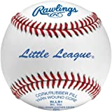 Rawlings RLLB1 Competition Grade Little League Baseball (9-Inch)