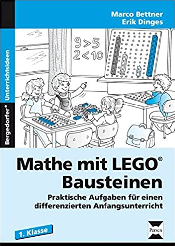 Mathe mit LEGO-Bausteinen: Praktische Aufgaben für einen ...