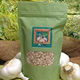Garlic Festival Foods Garlic Naturally Organic Roasted Garlic Pieces - 8 oz bag