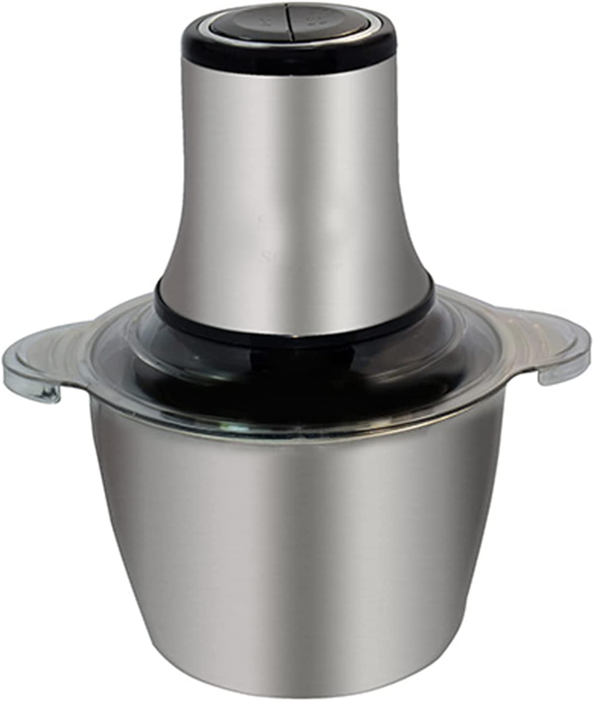 Home Food Processor, Countertop Vegetable Chopper Mincer for Fruits Nuts Spices, 2 Sharp Blades, 800W Max Motor, Blenders for Kitchen