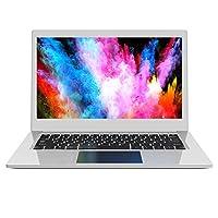 XIDU 12.5 inch Windows Laptop, 2K WQHD Display (2560 x 1440), Intel Celeron N3450 Quad-Core Processor (up to 2.4 GHz), 6GB RAM, 64GB eMMC, Backlit Keyboard, Windows 10, Silver
