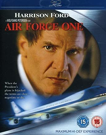 Air Force One [Blu ray] [Import anglais]: : Ford