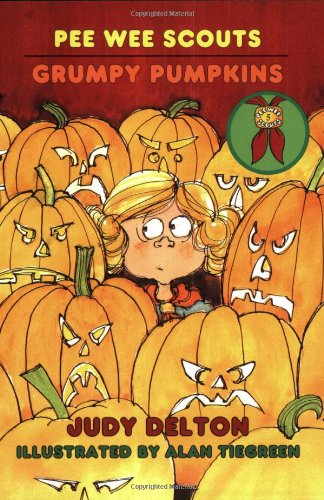 Math Worksheets halloween math worksheets grade 3 : Pee Wee Scouts: Grumpy Pumpkins (A Stepping Stone Book(TM)): Judy ...