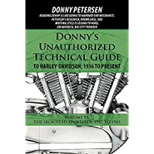 donny petersen unauthorized technical guide