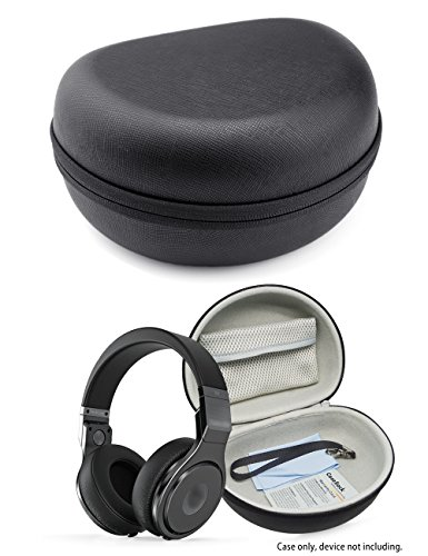 Price comparison product image Protective Case for JBL Elite 300 NXTGen, E40BT, E50BT, Everest 300; Skullcandy Crusher; August EP650; ATH-M50x, M50, M70X, M40x, M30x, M20x, M50xMG; Sony MDRV6, MDRXB600, MDR-7506; JDr. Dre Beats Pro