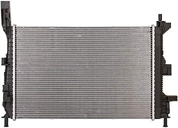 Amazon Com Automotive Cooling Radiator For Ford Focus 13536 Automotive