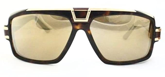 Amazon.com: Cazal 883 Gafas de sol 003sg tortuga/oro/marrón ...