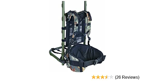 Amazon.com : Allen Grand Mesa Aluminum Pack Frame with Pouch, Mossy ...