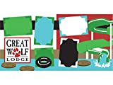 """""""Great Wolf Lodge"""" Scrapbook Kit offers"""