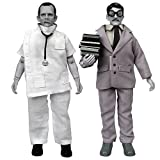 The Twilight Zone Doctor and Henry Bemis Action Figures