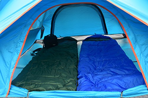 Toogh Waterproof Tent 2-3 Person Camping Tent Backpacking Tents