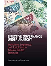 Effective Governance Under Anarchy: Institutions, Legitimacy, and Social Trust in Areas of Limited Statehood