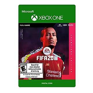 FIFA 20: Champions Edition - Xbox One [Digital Code]
