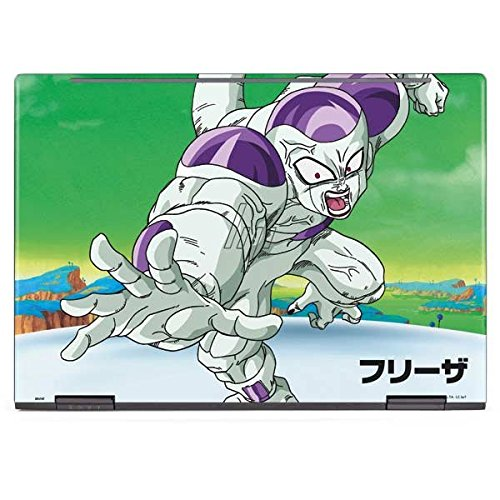 Skinit Dragon Ball Z Envy x360 13z (2018) Skin - Frieza Power Punch Design - Ultra Thin, Lightweight Vinyl Decal Protection by Skinit (Image #1)